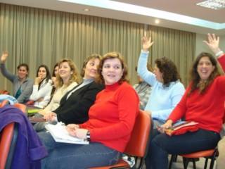 Capacitación Escrituras Pedagógicas 2009